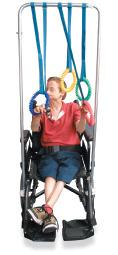 Wheelchair Activity Arch - Stretching Toy