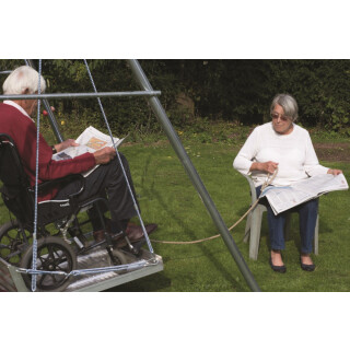 Wheelchair Platform Swing Only (Excluding Swing Frame)
