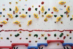 Adaptive Climbing Wall - 4'