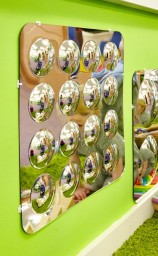 Large 16-Dome Mirror