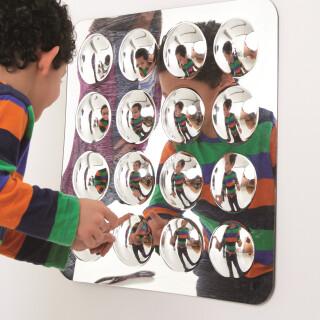 Convex Mirror 16 - Self Awareness Sensory Toy