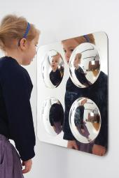 Set 4 Acrylic Mirror