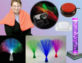 AnyWhere Sensory Kit - Free Shipping