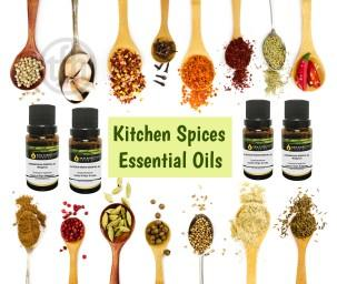 Spices Aromatherapy Oils