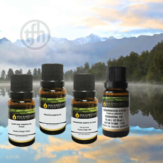 Woodsy Essential Oils Kit