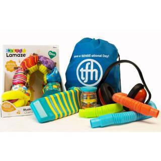 Auditory Sensory Backpack