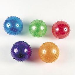 Bumpy Balls