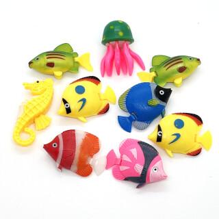 Bubble Tube Fish