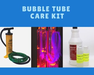 Bubble Tube Care Kit