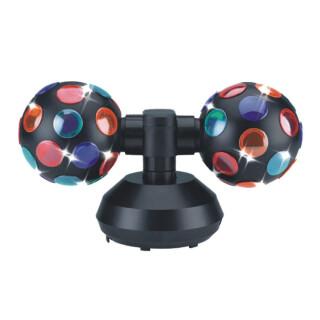 Double Disco Ball