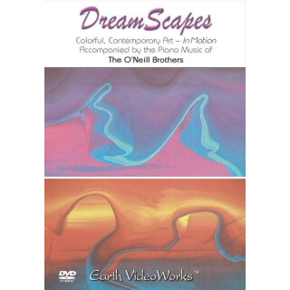 DreamScapes DVD - LIMITED SUPPLY
