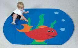 Fish Bowl Activity Mat
