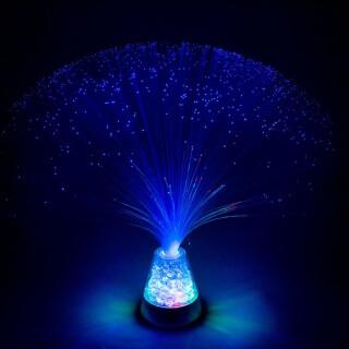 Fibre Optic Light Plume