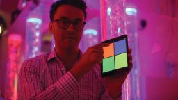 Sensory Room, MSE Genie App