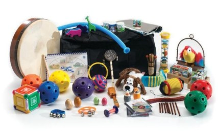 Grab n Go Auditory Sensory Kit