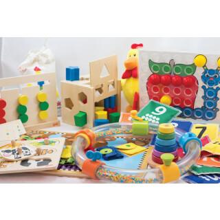 Grab n Go Cognition Kit - Cognition Sensory Toy