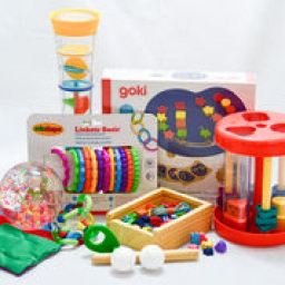 Fine Motor Stimulation Kit