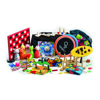 Socialization & Games Kit