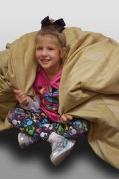 Large Ball Blanket