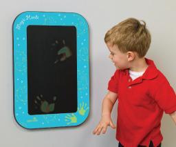 Magic Hands Wall Panel