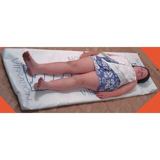Överdrag till massagematta