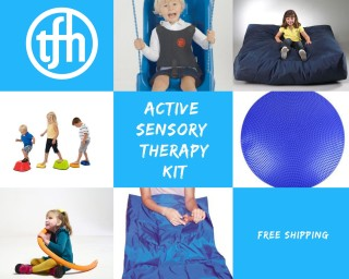 Active Sensory Therapy Kit - Free Shipping