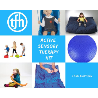 Active Sensory Therapy Kit - Free Shipping