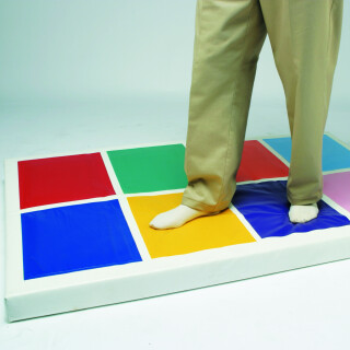 Interactive Colour Pad For Colour Changing Bubble Column