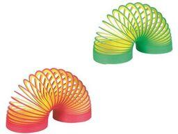 Neon Slinky Set of 2