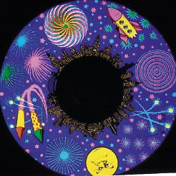 Effects Wheel, Fireworks Sky Display