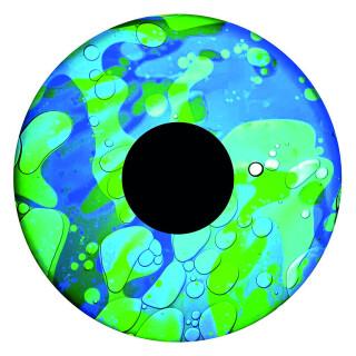 Liquid Wheel - Green Ocean Breeze