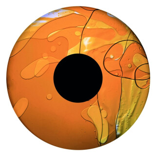 Liquid Wheel - Orange Sahara Sun