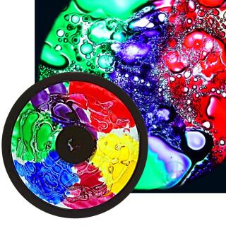 Effects Wheel, Organic Soft Lights