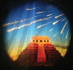 Projector Effects Wheel, Prehistoric Life