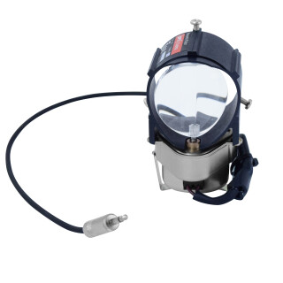 Active Gate Projecting Image Panoramic Rotator