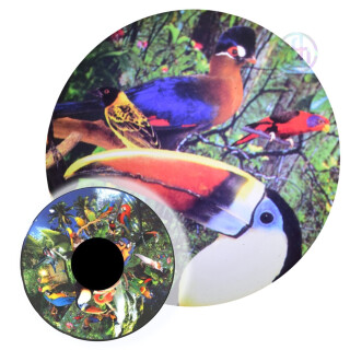 Effects Wheel, Tropical Birds