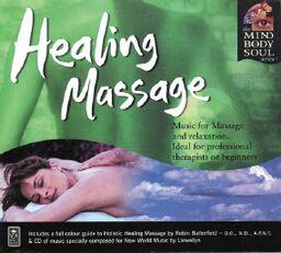 Healing Massage CD & DVD