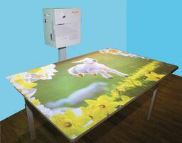 Omi Vista Tabletop & Floor Mobile