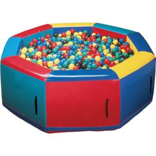 Octagonal Ball Pool