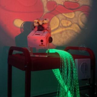 Little Red Portable Sensory Cart - Standard