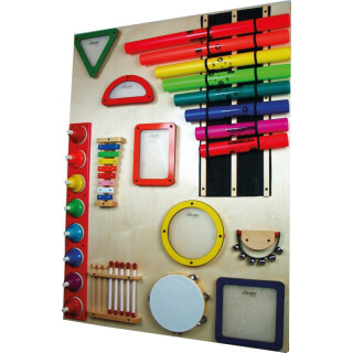 Percussion Junction Wall Panel