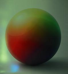 Madrass - Sphere 120x120cm
