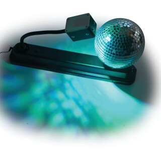 Disco Fever - Disco ball & lights on a stand