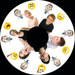 SNAP Projector Wheels- Style: Emotions