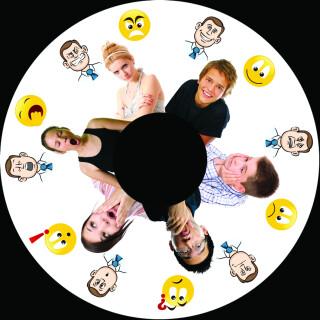6 Inch Projector Wheel - Emotions Scene