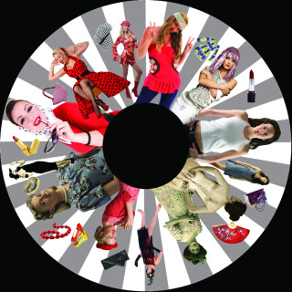SNAP Projector Wheels- Style: Women's Fashion