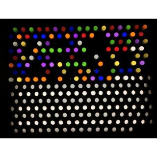 Aktivitetstavla - ljuscylindrar