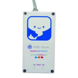 Wireless Receiver for Sensory Room Equipment