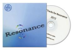Resonance CD - CDs DVDs Sensory Toy