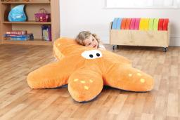 Large Starfish Cushion with Bass Resonance Compatability
